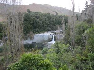 Raukawa Falls, The Paraparas