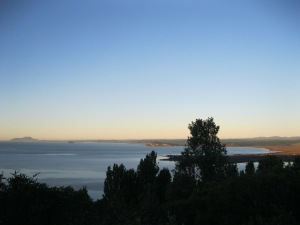 The Great Lake, Lake Taupo