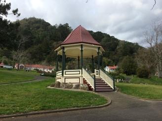 The band rotunda, Te Aroha Domain