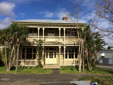 Edwardian dwelling, Te Aroha